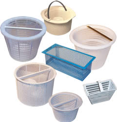 Skimmer Baskets Inground Pools Spas Skimmer Parts Aquamasters